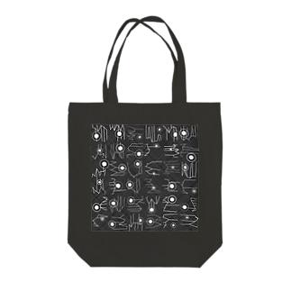 design#009 Tote bags