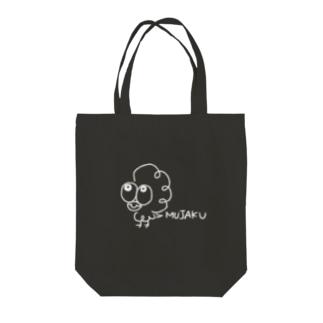 MUJAKU Tote bags
