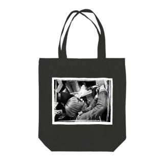 チャミさん Tote bags