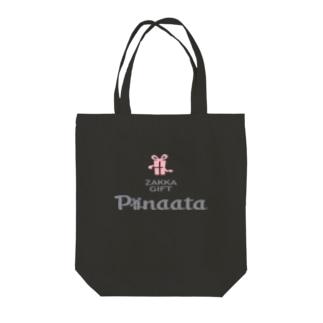 Pinaata Tote bags