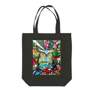 animal series Tote bags