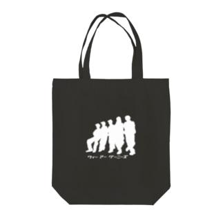Goonies 影白 Tote bags