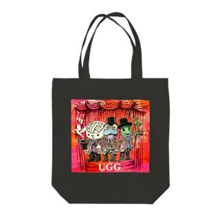 UGGマジックショー Tote bags