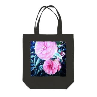 乙女椿 Tote bags