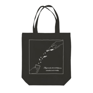 Not a realist Tote bags