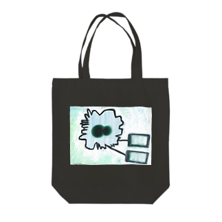 Don't touch my pillows Tote bags