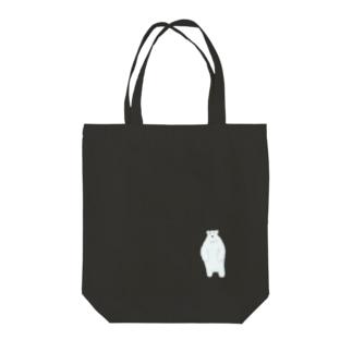 しろくま Tote bags