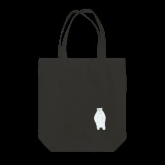 シーアペイントのしろくま Tote bags