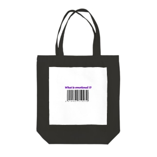 What   is Emotiona ⁉︎ Tote bags