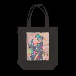 TATEKOMORIのBTS シュガ Tote bags