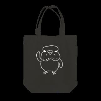 SHOPユリココズのセキセイインコのなみちゃん Tote bags