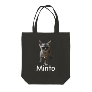 ミントート① Tote bags