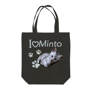 ミントート③ Tote bags