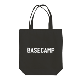 BASE-CAMPのBASE CAMP 03 WHITE Tote bags