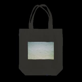 茉歩のいっぱい泳げ Tote bags