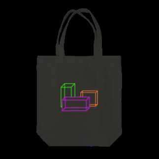 HANAMARUの四角 Tote bags