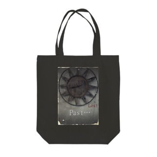 「Can't undo the past」 bags Tote bags