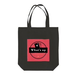 What's up Tote bags