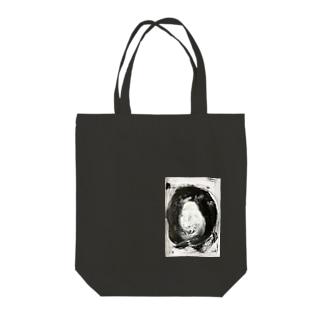 逃げ道 Tote bags