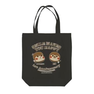 すずめだいきち1st Anniversary Tote bags