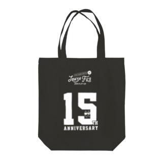 ジョキャニーニャ15th Tote bags