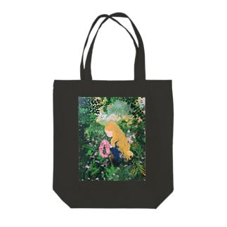Lemuria Tote bags