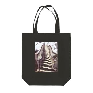 密室の歩道橋 Tote bags
