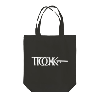 TOK1の♯14 Tote bags
