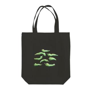 万願寺とうがらし Tote bags