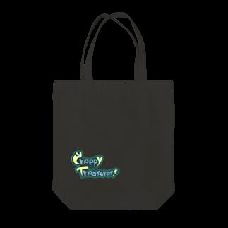 Creepy Treasures!のCreepy Treasures! Logo Tote bags