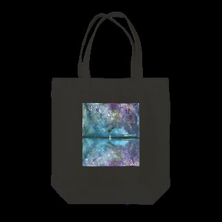 SANADATAKUMIの千の星空 Tote bags