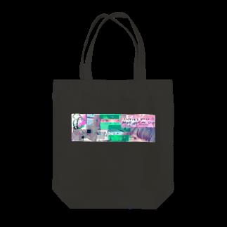 __necomu__のme Tote bags