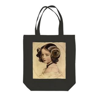Baphomet Tote bags