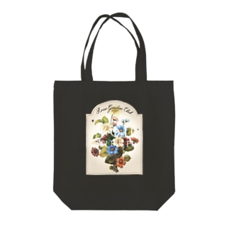 ROSE GARDEN CLUV Tote bags