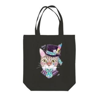 オシャかわハロウィン アビー Tote bags