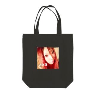 ゆあたんといっしょ♡ニコ生ver. Tote bags