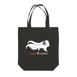CAROLLOGO Tote bags