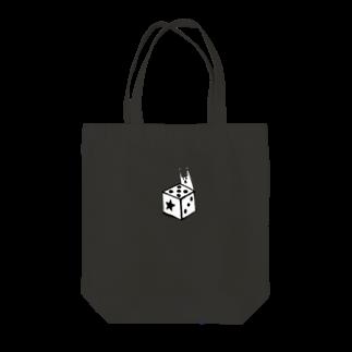 ゆるいナニカのダイスの妖精 Tote bags