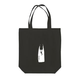 みつめる妖精 Tote bags