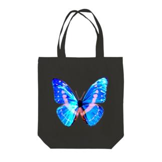モルフォの羽 Tote bags