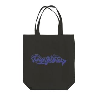 Get's! REGISTRO Tote bags