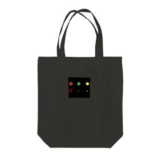 BLACK  3 Tote bags