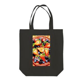 ベリータルト Tote bags