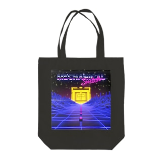 80's Mechanical Switch Tote bags