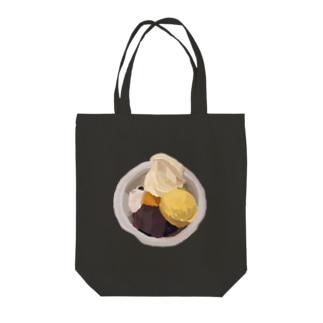 クリームあんみつ Tote Bag