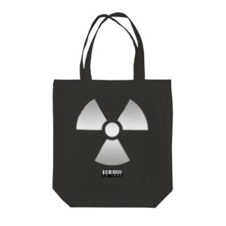 RADIOACTIVITY -1- Tote bags