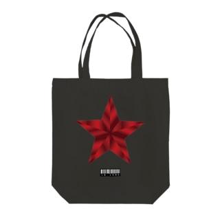 STAR -1- Tote bags