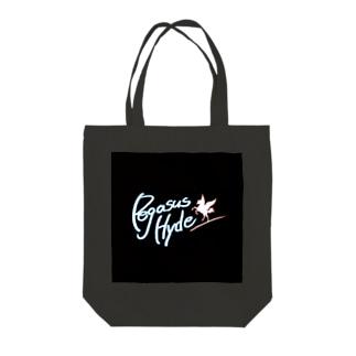 【改名記念】Pegasus Hyde Tote bags