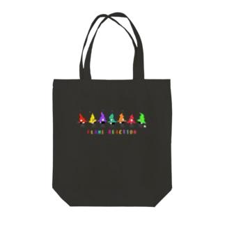炎色反応 Tote bags