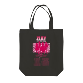 GO女TRIP TOUR(PINK) Tote bags